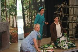Szenenfoto Hänsel und Gretel